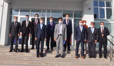 Din Öğretimi Genel Müdürü Yılmaz, Tekirdağ'ı ziyaret etti
