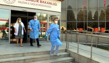 """DOKTORLAR KOVİD-19'LA SAVAŞI ANLATIYOR – """"Son pişmanlık fayda etmiyor"""""""