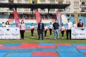Edirne'de dolu dolu Avrupa spor haftası…