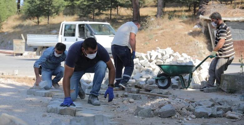 Edirne'de üstyapı çalışmaları kış gelmeden tamamlanacak