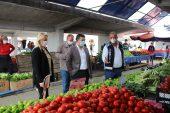 Edirne Uzunköprü'ye ilçe dışından pazar esnafının girişi yasaklandı