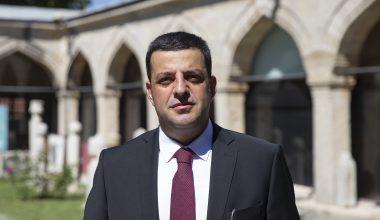 Edirne'deki tarihi alanlarda bakım ve temizlik çalışması yapıldı
