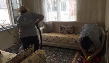 Evde bakım hizmetiyle yaşlı ve engellilerin yüzünü güldürüyorlar