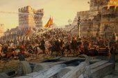 Fatih İstanbul'u fethinde dönemin en yüksek teknolojisini kullanmış