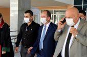 """Başkan Gürkan'ın, 15 Temmuz'daki """"Haberimiz var"""" sözleri hakkındaki dava başladı"""
