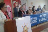 AK Parti Havsa Kadın Kolları başkanlığına Tezcan seçildi