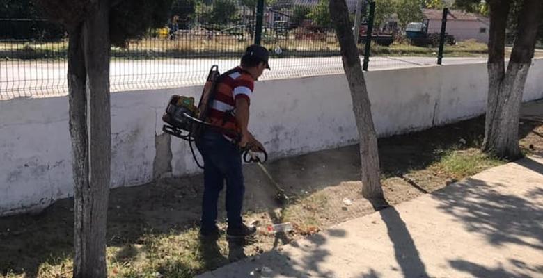 İpsala merkez ve köylerinde onarım çalışmaları tam gaz…