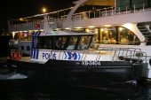 İstanbul'da, denizde Kovid-19 denetimi
