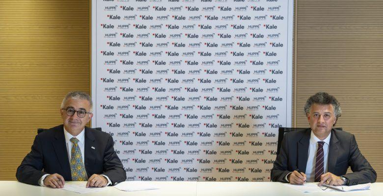 Kaleseramik ile Hüppe arasında iş birliği anlaşması imzalandı