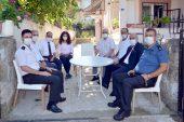 Karamürsel Kaymakamı Canbaba'dan gazilere ziyaret