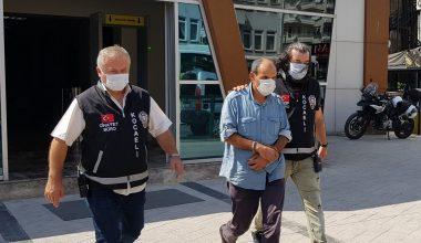 Hastane otoparkındaki cinayetin faili tutuklandı