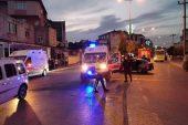 Kocaeli'de iki otomobilin çarpıştığı kazada 4 kişi yaralandı