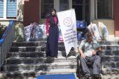 Meriç'te 'Mavi kapak' kampanyası