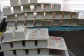 Meslek lisesinde 100'ü aşkın kurum için Kovid-19 bilgilendirme materyali üretildi