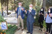 Metin Çırpan, mezarı başında dualarla anıldı
