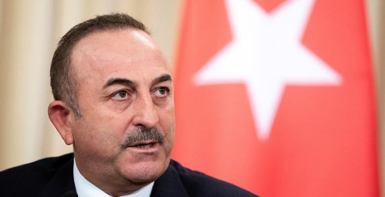 """Çavuşoğlu; """"Yalan söyleyen NATO değil, Yunanistan"""""""