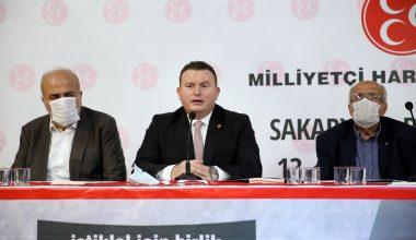 MHP Grup Başkanvekili Bülbül, Ermenistan'ın Azerbaycan'a saldırısını lanetledi: