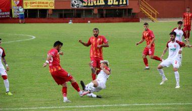 Misli.com 3. Lig 1. Grup: Edirne Belediyesi Paş Edirnespor 2-1 Nevşehir Belediyespor