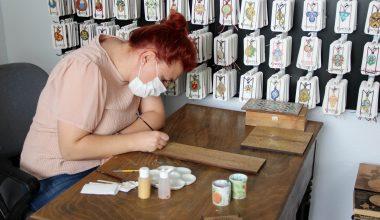 Osmanlı yadigarı süsleme sanatı Edirnekari, Bulgaristan'da tanıtılacak