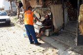 Pazaryeri Belediyesi'nde ilçe halkına aşure ikramı