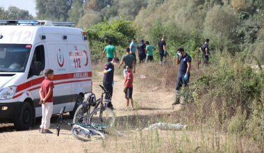 Boğulma tehlikesi geçiren 4 çocuktan biri kayboldu