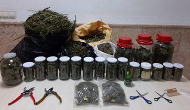 Uyuşturucu operasyonunda 2 gözaltı!