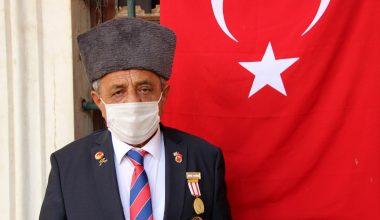 Selimiye'de Gaziler Günü dolayısıyla mevlit okutuldu