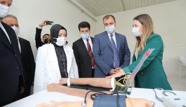SUBÜ Sağlık Bilimleri Fakültesi ve Sağlık Hizmetleri MYO açıldı