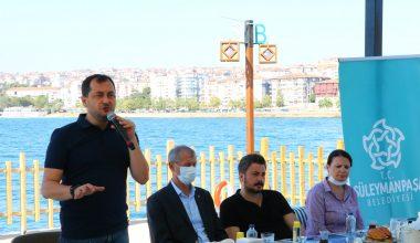 Süleymanpaşa Belediye Başkanı Yüksel basın mensuplarıyla bir araya geldi