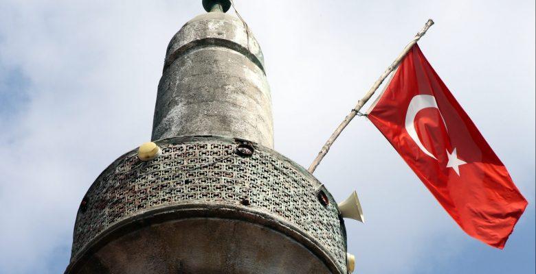 Tarihi Gazi Minareli Cami tekrar ibadete açıldı