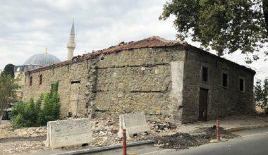 Tekirdağ'daki tarihi yapılar restore edilecek