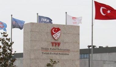 TFF'den futbol camiasına sağduyu çağrısı!