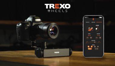 """Trexo İnovasyon'dan dünyanın görüntü işleme teknolojisine sahip ilk masaüstü """"dolly""""si"""