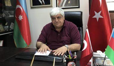 """""""Azerbaycan haklı bir dava peşindedir"""""""