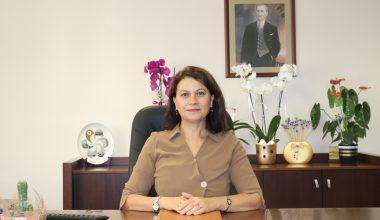 UİB Genel Sekreter Yardımcılığı görevine Dr. Ayşe Mehtap Ekinci getirildi