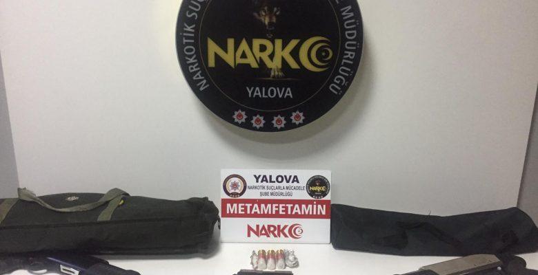 Eylül ayındaki uyuşturucu operasyonlarında 13 kişi tutuklandı
