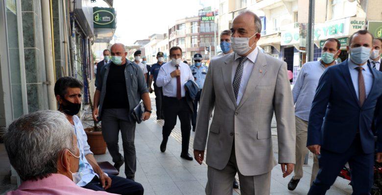 Kurallara uymayanlara 4 milyon lira ceza