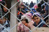 Yunanistan'da annesiz babasız mülteci çocuk sayısı arttı…!