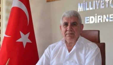 MHP Edirne İl Başkanı Tercan, CHP, HDP, İYİ Parti'yi eleştirdi