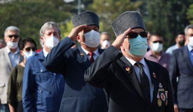 29 Ekim Cumhuriyet Bayramı töreni…