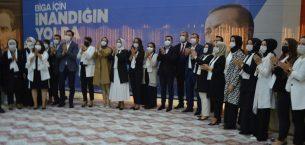 AK Parti Biga Kadın Kolları Kongresi