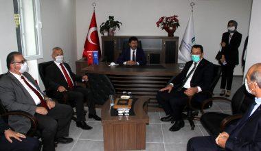 AK Parti Genel Başkan Yardımcısı Yavuz, Ziraat Fakültesi açılışında konuştu