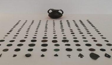 Tarihi eser kaçakçılığı operasyonunda 183 sikke ele geçirildi