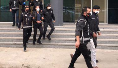 Bursa merkezli silah kaçakçılığı operasyonunda 21 şüpheli yakalandı