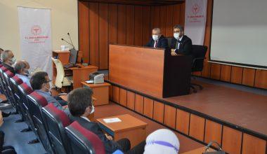 Bursa Sağlık Müdürü Dr. Fevzi Yavuzyılmaz göreve başladı