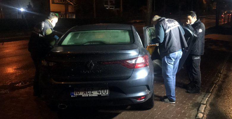 Bursa'da pompalı tüfekle vurulan genç yaralandı