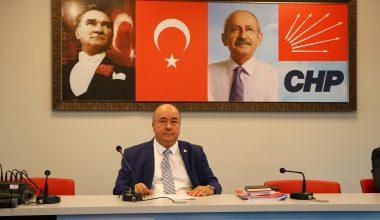 """CHP Tekirdağ İl Başkanı Saygın: """"İşsizin, emekçinin, esnafın sözcüsü olmaya devam edeceğiz"""""""