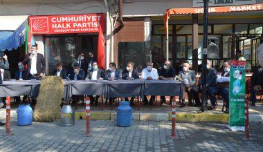 CHP'li Sarıbal, çiğ süt fiyatlarına zam yapılmasını istedi
