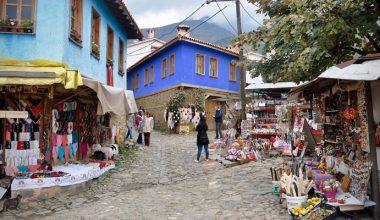 Tarihi köyde mimariyi kapatan tezgahlar kaldırılacak
