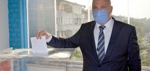 DEVA Partisi Karamürsel İlçe Başkanlığı'na Hayrettin Karacaer seçildi